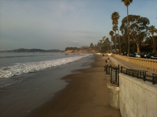 beautiful morning @ butterfly beach